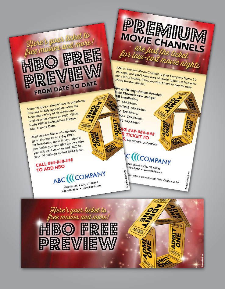 free preview cornerstone group promotion