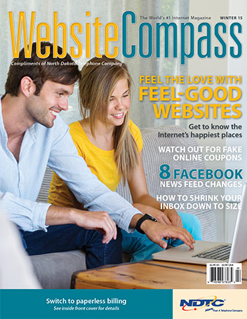 Winter 2015 Website Compass Magazine