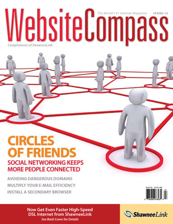 Spring 2010 Website Compass Magazine