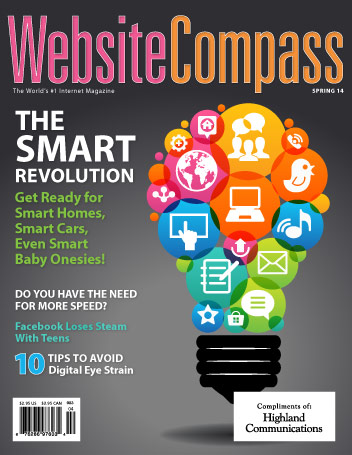 Spring 2014 Website Compass Magazine