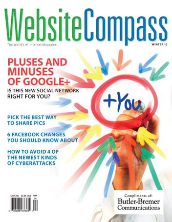 Winter 2012 Website Compass Magazine